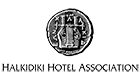 halkidiki hotel association logo